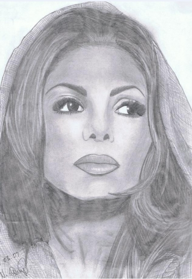Janet Jackson by GiveAchill